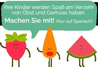 DIE BOUQUET-METHODE Ihre Kinder sollen mehr Obst und Gemüse essen?