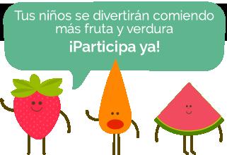 Método Bouquet: ¿quieres que tus hijos coman más frutas y verduras?