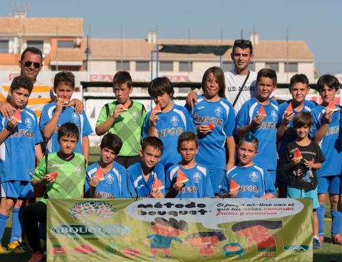 La Sandía Bouquet con el deporte en Alginet