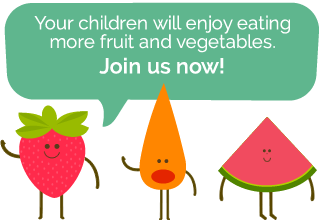 Bouquet Method: Would you like your children to eat more fruit and vegetables?